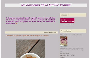 http://lesdouceursdelafamillepraline.over-blog.com/article-creme-a-la-pate-de-praline-ultra-simple-et-rapide-66441495.html#anchorComment