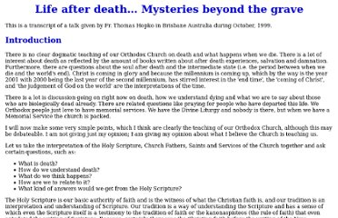 http://www.orthodoxchristian.info/pages/afterdeath.htm