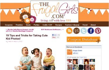 http://thefrugalgirls.com/2012/04/tips-cute-kid-picture-ideas.html