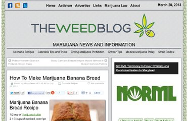 http://www.theweedblog.com/how-to-make-marijuana-banana-bread/