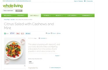 http://www.wholeliving.com/130504/citrus-salad-cashews-and-mint