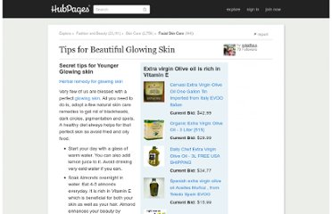 http://snigdha-s.hubpages.com/hub/Tips-for-Beautiful-Glowing-Skin