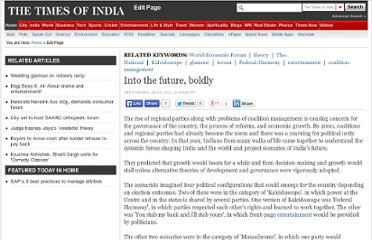 http://articles.timesofindia.indiatimes.com/2012-04-19/edit-page/31362117_1_regional-parties-political-scenario-economic-growth