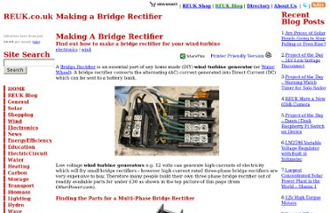 http://www.reuk.co.uk/Making-a-Bridge-Rectifier.htm