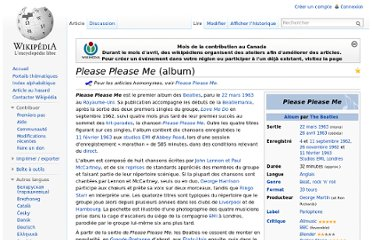 http://fr.wikipedia.org/wiki/Please_Please_Me_(album)