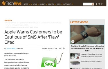 http://www.pcworld.com/article/261096/apple_warns_customers_to_be_cautious_of_sms_after_flaw_cited.html