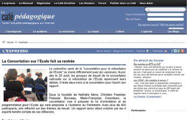 http://www.cafepedagogique.net/lexpresso/Pages/2012/08/20082012Article634810231955507062.aspx