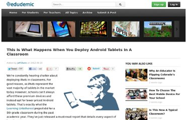 http://edudemic.com/2012/08/a-step-by-step-guide-to-deploying-tablets-in-education/