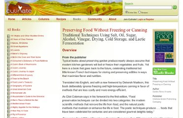 http://www.culinate.com/books/collections/all_books/Preserving+Food+Without+Freezing+or+Canning