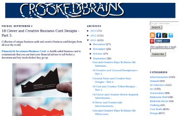 http://www.crookedbrains.net/2011/09/creative-business-card-designs.html