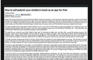 http://motilemedia.com/iPad_App_Developer_article2.html