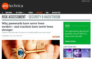 http://arstechnica.com/security/2012/08/passwords-under-assault/
