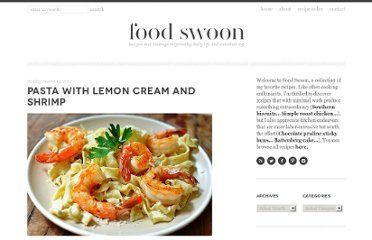 http://www.ashleybrouwer.com/post/29772862201/pasta-with-lemon-cream-and-shrimp