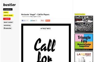 http://www.bustler.net/index.php/competition/horizonte_angst_-_call_for_papers/