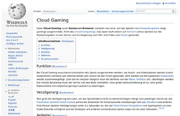 http://de.wikipedia.org/wiki/Cloud_Gaming