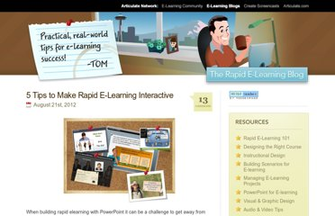 http://www.articulate.com/rapid-elearning/5-tips-to-make-rapid-e-learning-interactive/