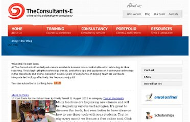 http://www.theconsultants-e.com/ourblog/blog/2012/17_Cool_Tools_for_the_School_Year.aspx