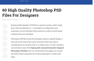 http://www.hongkiat.com/blog/60-high-quality-photoshop-psd-files-for-designers/
