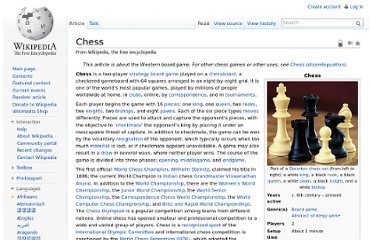 http://en.wikipedia.org/wiki/Chess
