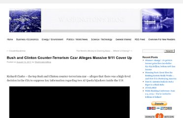 http://www.washingtonsblog.com/2011/08/bush-and-clinton-counter-terrorism-czar-alleges-massive-911-cover-up.html