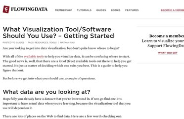 http://flowingdata.com/2009/09/03/what-visualization-toolsoftware-should-you-use-getting-started/