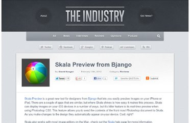http://theindustry.cc/2012/02/13/skala-preview-from-bjango/