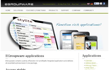 http://www.egroupware.org/applications