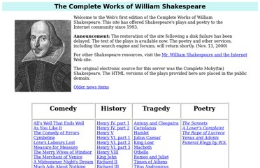 http://shakespeare.mit.edu/works.html