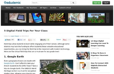 http://edudemic.com/2012/08/5-digital-field-trips-for-your-class/