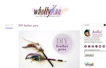 http://whollykao.com/2012/07/20/diy-feather-pens/