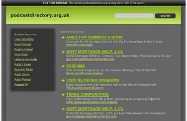 Podcasting Directory