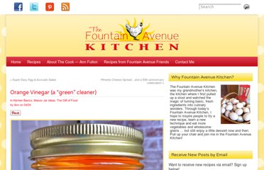 http://fountainavenuekitchen.com/orange-vinegar-a-green-cleaner/