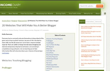 http://www.incomediary.com/20-websites-that-will-make-you-a-better-blogger