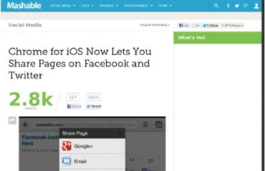 http://mashable.com/2012/08/22/chrome-ios-facebook-twitter/
