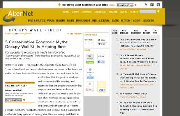 http://www.alternet.org/story/152683/5_conservative_economic_myths_occupy_wall_st._is_helping_bust