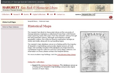 http://www.libs.uga.edu/hargrett/maps/index.html