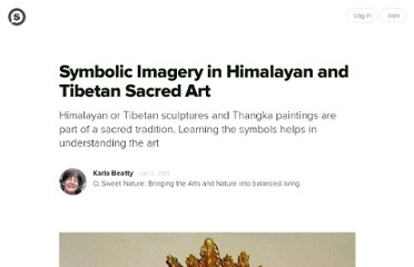 http://suite101.com/article/symbolic-imagery-in-himalayan-and-tibetan-sacred-art-a327179