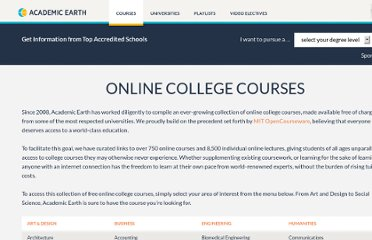 http://www.academicearth.org/courses/introduction-to-algorithms