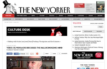 http://www.newyorker.com/online/blogs/culture/2012/08/video-oliver-sacks-discusses-the-hallucinogenic-mind.html