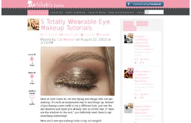 http://girlsguideto.com/article/5-totally-wearable-eye-makeup-tutorials