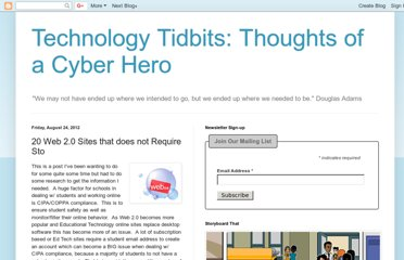 http://cyber-kap.blogspot.com/2012/08/20-web-20-sites-that-does-not-require.html