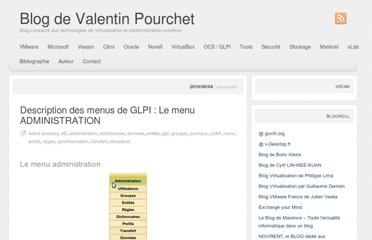 http://vpourchet.com/2010/06/04/description-des-menus-de-glpi-le-menu-administration/