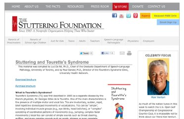 http://www.stutteringhelp.org/stuttering-and-tourettes-syndrome