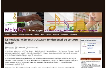 http://melo-dys.e-monsite.com/blog/la-musique-element-structurant-fondamental-du-cerveau-humain.html