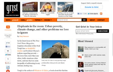 http://grist.org/cities/elephants-in-the-room-urban-poverty-climate-change-and-other-problems-we-love-to-ignore/