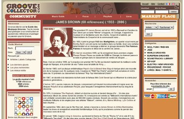 http://fr.groovecollector.com/artist/james-brown/230/