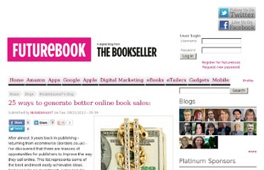 http://futurebook.net/content/25-ways-generate-better-online-book-sales