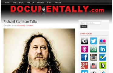 http://documentally.com/2011/12/07/richard-stallman-talks/