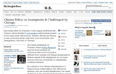 http://www.nytimes.com/2012/07/11/us/obama-policy-on-illegal-immigrants-is-challenged-by-chicago.html?_r=1