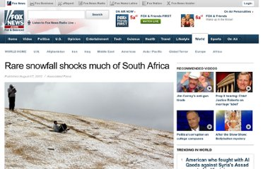 http://www.foxnews.com/world/2012/08/07/rare-snowfall-shocks-much-south-africa/